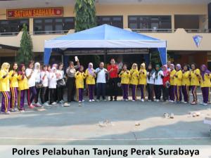 Polres Pelabuhan Tanjung Perak Surabaya
