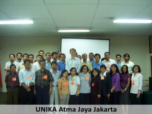 UNIKA Atma Jaya Jakarta